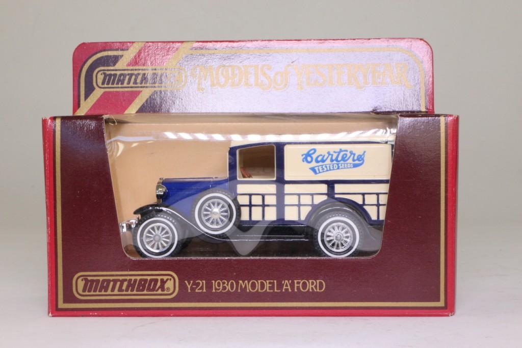 Models Of Yesteryear Y 21 1 1930 Ford Model A Woody Wagon