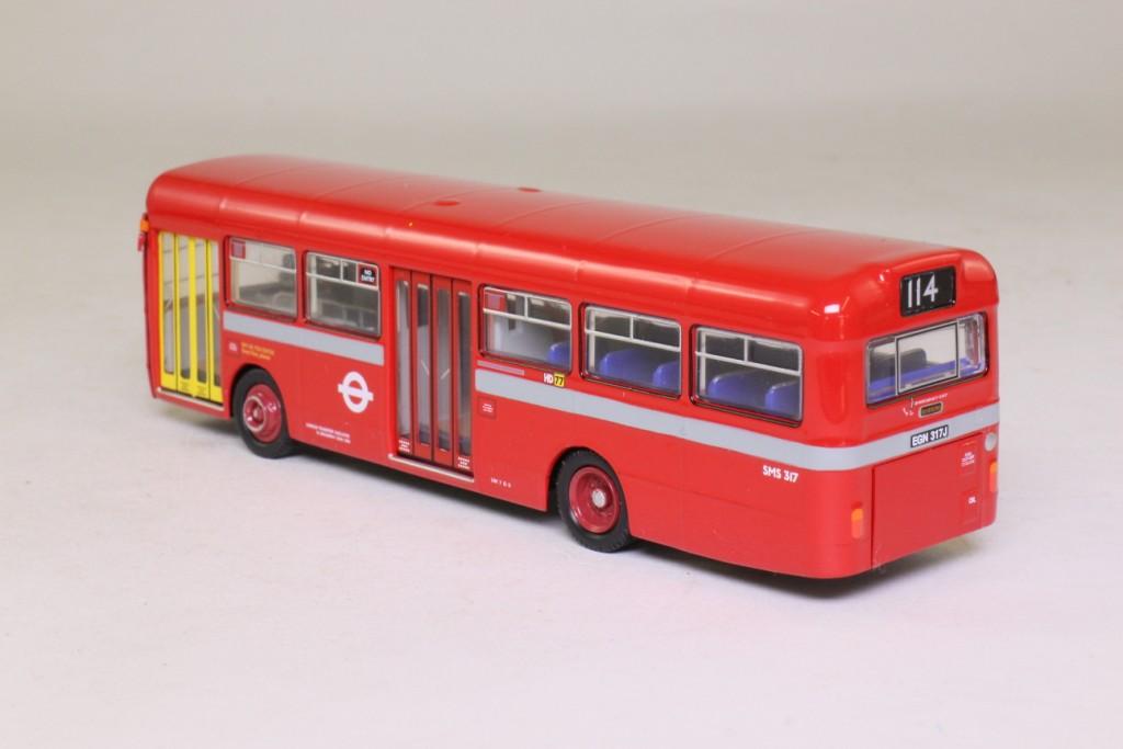 Britbus aec swift 2 door london transport 114 ruislip for Door to door transport