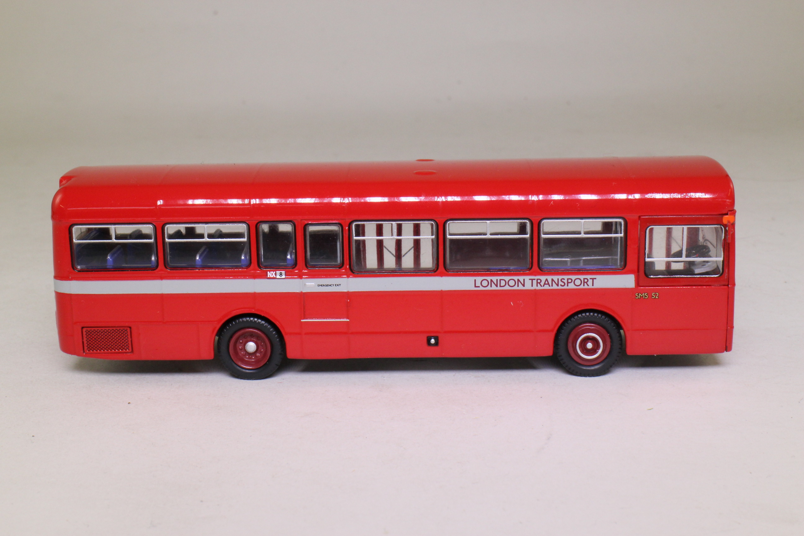 Britbus aec swift 2 door london transport 70 greenwich for Door to door transport
