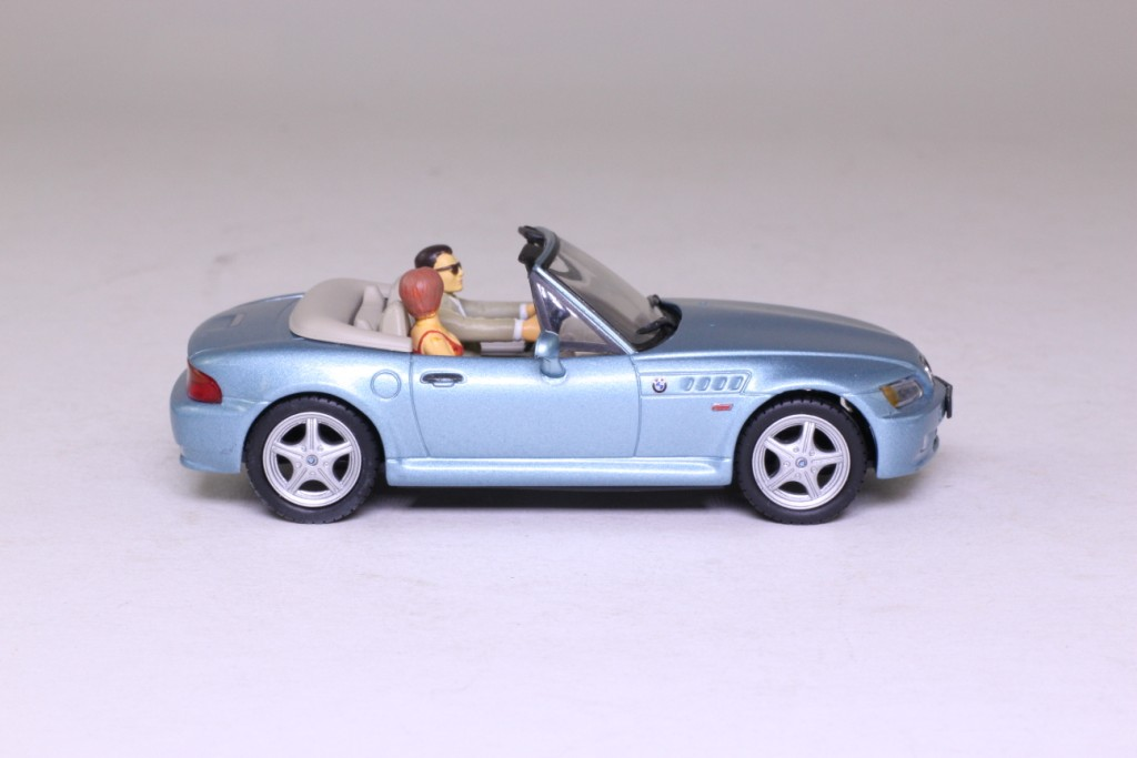 James Bond 09 Bmw Z3 Roadster Goldeneye Universal