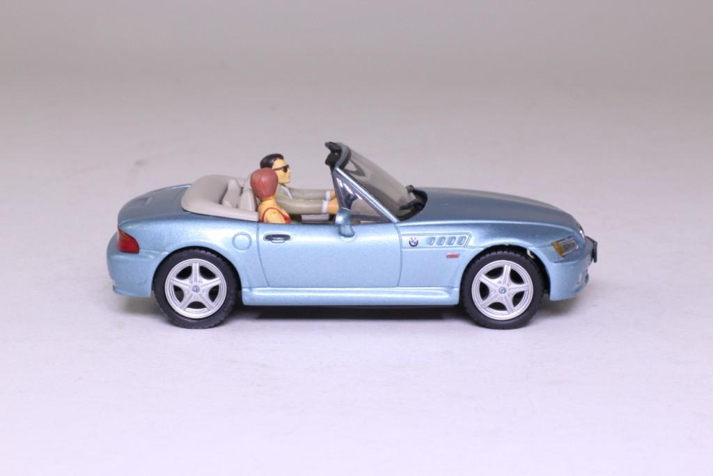 James Bond 09 Bmw Z3 Roadster Goldeneye Universal