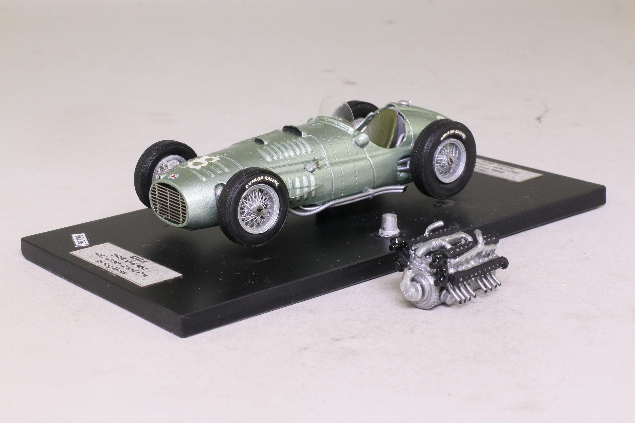 SMTS; BRM V16 Mk1; 1952 Ulster Grand Prix; Stirling Moss; RN8