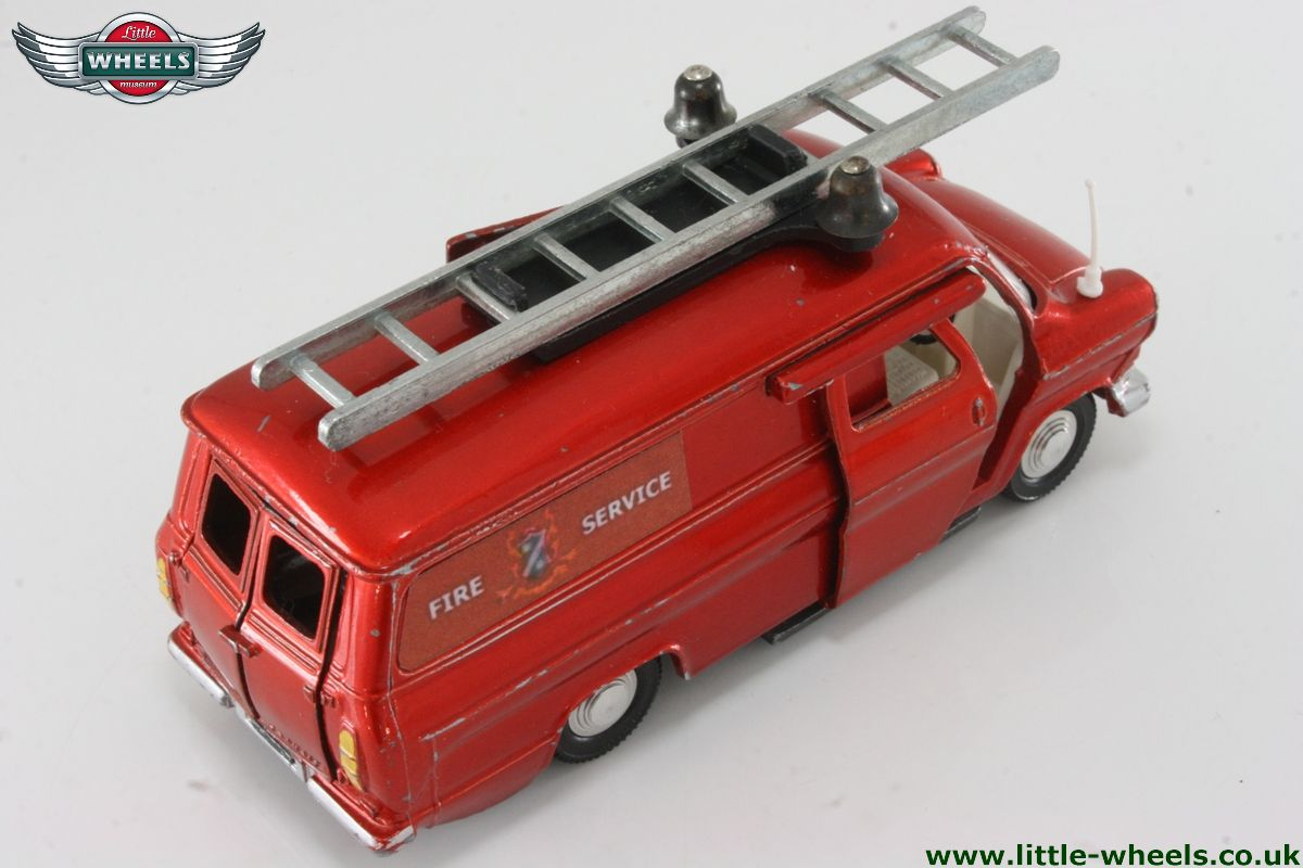 Ford Transit Fire Appliance 286 9851
