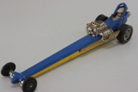 Radio Luxembourg 208 Dragster - 170