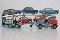 Carrimore Car Transporter with Ford Tilt Cab Gift Set - GS48