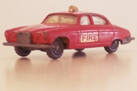 Jaguar Mark X Fire Chief's Car - 4-B