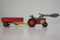 Tractor and Tipping Trailer Gift Set- GS32