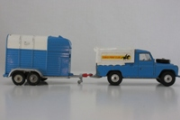 Land-Rover and Horse Box - GS15