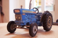 Ford '5000' Super Major Tractor - 67