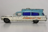 437 - Cadillac Superior Ambulance