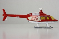929 - Helicopter Jet Ranger Daily Planet