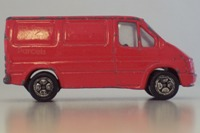 Ford Transit Van, Royal Mail Parcels (Juniors) - J63