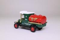 Models of Yesteryear Y-3/4; 1912 Ford Model T Tanker; BP Motor Spirit