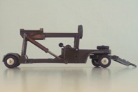 Bloodhound Missile Loading Trolley - 1117