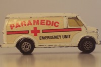 Chevrolet Van (Paramedic Emergency Unit) - 22-D