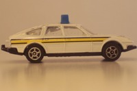 Rover 3500 Police (Juniors) - J6