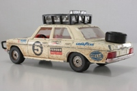 Mercedes-Benz 240D Rally Car- 291