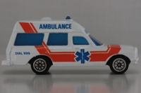 Mercedes-Benz Bonna Ambulance (B167) (Juniors) - J167