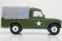 Land Rover Weapons Carrier - 357
