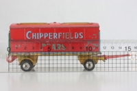 Chipperfield's Circus Animal Cage - 1123
