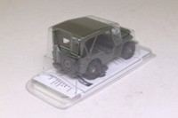 Solido 72; 1944 Willys Jeep; US Army; Drab Green; Century of Cars Series #72