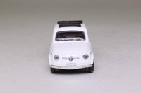 1965 Fiat 500 Nuova; White, Century of Cars Series #36; Solido