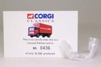 Corgi Classics 21201; AEC Ergomatic Cab; 4 Wheel Rigid Box Van, Mackintosh's Toffee