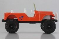 Open Top Jeep - J48A