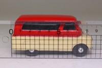 Corgi Classics D982/2; Bedford CA Van; Dormobile Crew Bus Cream & Red