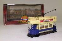 Corgi Classics C991/3; Double Deck Tram Open Top, Open Platform; Bath Electric Tramways: Newbridge Rd