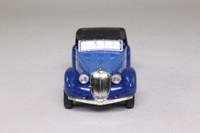 Solido 4048; 1939 Delahaye 135M Figoni-Falaschi; Soft Top, Two Tone Blue