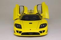 Motor Max 73100; Saleen S7; Yellow, Opening Doors, Front & Rear