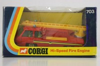 Hi-Speed Fire Engine - 703