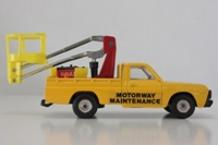 CORGI - Mazda B 1600 Pick-Up - Motorway Maintenance Truck - 413
