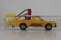 Mazda B 1600 Pick-Up Motorway Maintenance Truck. - 413